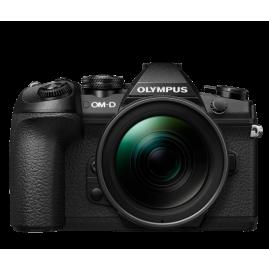 Olympus OM-D E-M1 Mark II digitális fényképezőgép 1240KIT kit, ED 12‑40mm PRO objektívvel