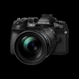 Olympus OM-D E-M1 Mark II digitális fényképezőgép PRO kit, ED 12‑100mm IS PRO objektívvel