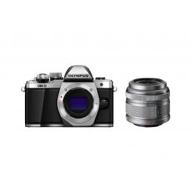 Olympus OM-D E-M10 Mark II digitális fényképezőgép kit, M.ZUIKO DIGITAL 14‑42mm II R objektívvel