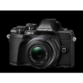 Olympus OM-D E-M10 Mark III 1442 KIT, M.ZUIKO DIGITAL 14‑42mm 1:3.5‑5.6 II R objektívvel