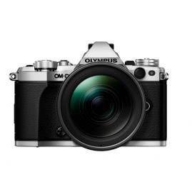 Olympus OM-D E-M5 Mark II digitális fényképezőgép kit, M.ZUIKO DIGITAL ED 12‑40mm PRO objektívvel