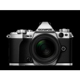 Olympus OM-D E-M5 Mark II digitális fényképezőgép kit, M.ZUIKO 12‑50mm EZ objektívvel