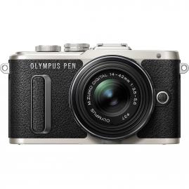 Olympus Pen E-PL8 digitális fényképezőgép, M.ZUIKO DIGITAL 14‑42mm 1:3.5‑5.6 II R objektívvel