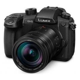Panasonic LUMIX DC-GH5 digitális fényképezőgép kit, LEICA 12–60 mm POWER O.I.S. objektívvel