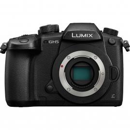 Panasonic LUMIX DC-GH5 digitális fényképezőgép váz