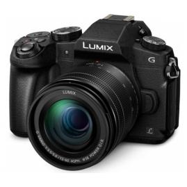 Panasonic LUMIX DMC-G80 digitális fényképezőgép kit, 12-60mm F3.5-5.6 objektívvel