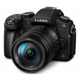 Panasonic LUMIX DMC-G80 digitális fényképezőgép kit, 14-140mm f/4-5,8 objektívvel