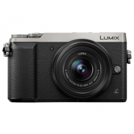 Panasonic LUMIX DMC-GX80 digitális fényképezőgép kit, 12-32mm / F3.5-F5.6 objektívvel