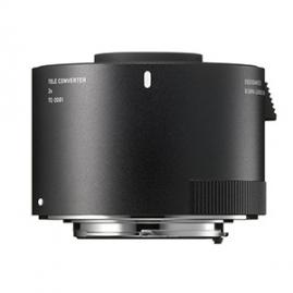 Sigma SGV tele-converter 2.0X TC-2001 Canon EOS fényképezőgépekhez