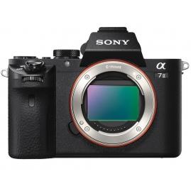 Sony Alpha 7 II E-bajonettes fényképezőgép Full Frame érzékelővel