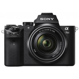 Sony Alpha 7 II KB  váz 28-70mm zoomobjektívvel