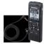 Olympus VN-741PC diktafon TP-8 telefonadapterrel
